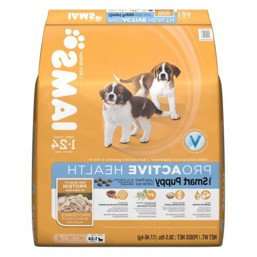 proactive health smart puppy dry