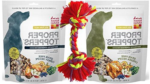 proper toppers grain superfood dogs