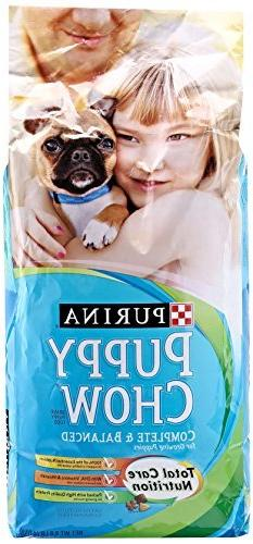 Purina Puppy Chow Dry Dog Food 8lb by Purina
