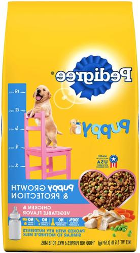 premium complete nutrition puppy dry dog food