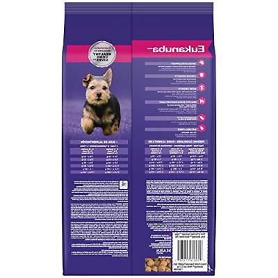Eukanuba Puppy Dry Dog Food Breed lbs.