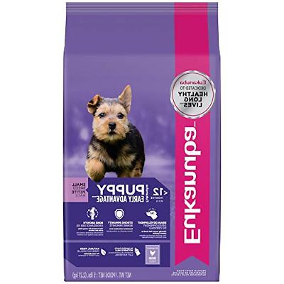 puppy dry dog food chicken small breed