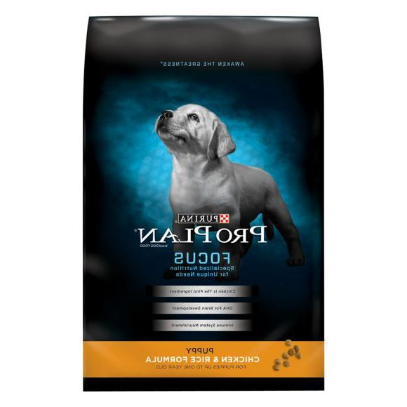 puppy food chicken and rice 34 lb