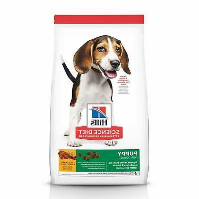Hill'S Science Food, Chicken & Dry Food, Lb Bag