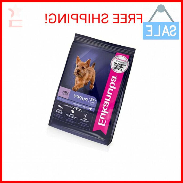 puppy small breed dry dog food 5