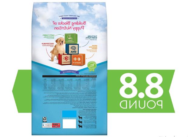 Purina Puppy Complete With Chicken-8.8 lb