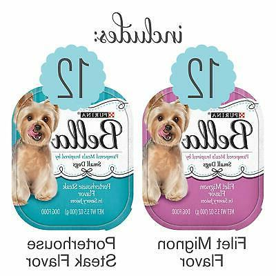 Purina Bella Adult Wet or Savory Juices