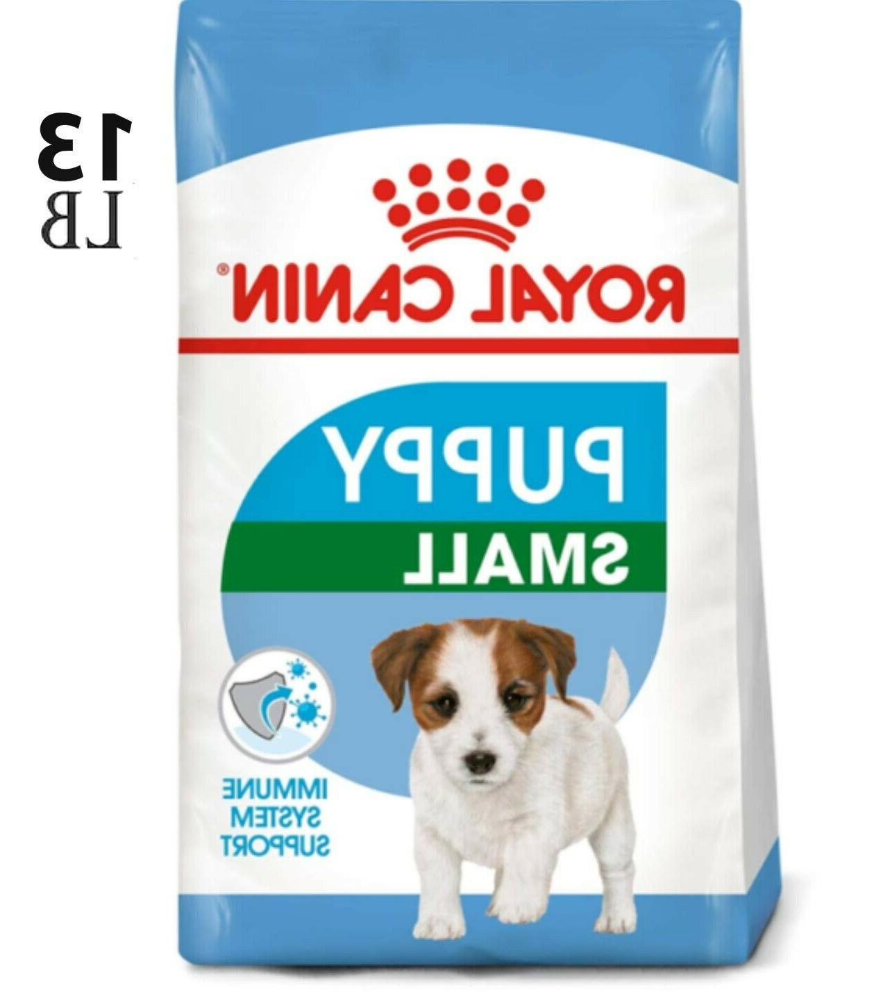 small puppy dry food 13 lbs