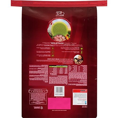Purina ONE SmartBlend True Instinct with Sweet Adult Food 12.5 lb