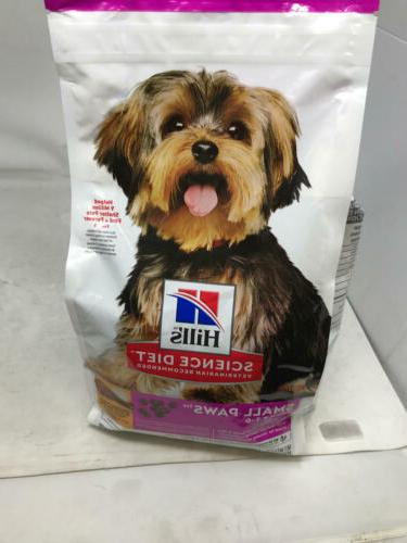 toy breed chicken meal rice