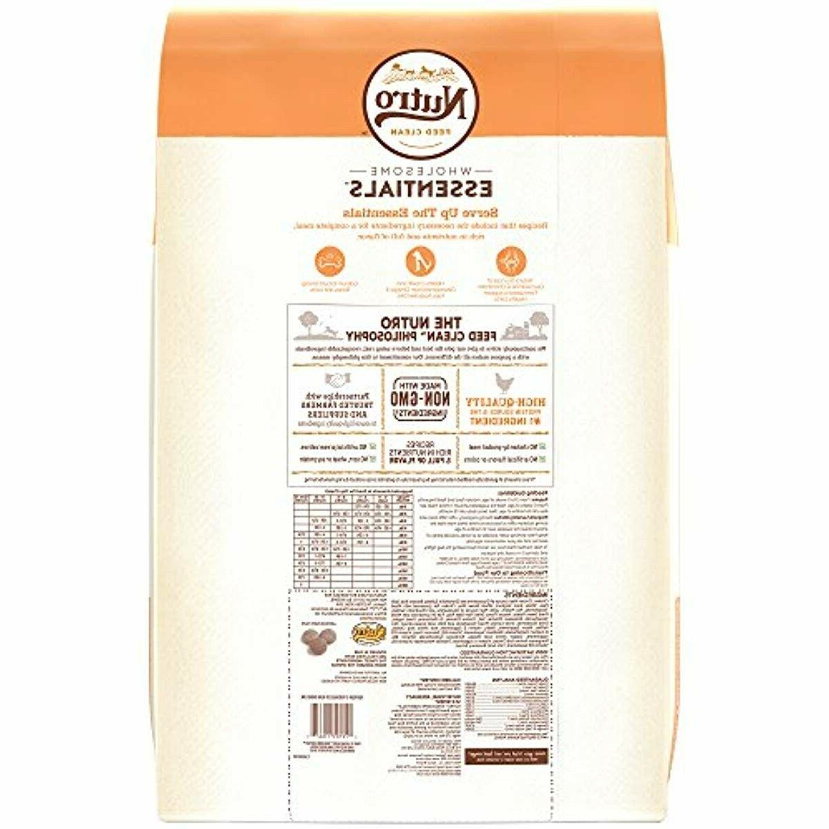 Nutro Essentials Large Breed Farm Chicken, bag