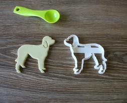 Labradoodle Cookie Cutter Dog Pup Pet Treat puppy Pupcake to