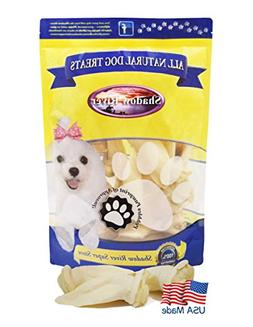 Shadow River Lamb Ear Chews for Dogs - Premium All Natural T