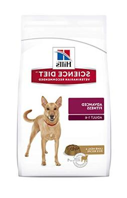 Hill'S Science Diet Adult Dry Dog Food, Advanced Fitness Lam