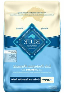 Blue Buffalo Life Protection Formula Puppy Dry Food Chicken