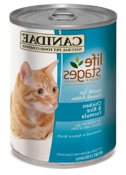 CANIDAE All Life Stages Cat Wet Food Chicken & Rice Formula,