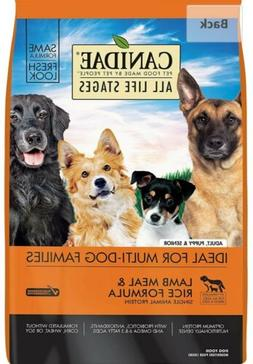CANIDAEAll Life Stages Dog Dry Food Lamb Meal & Rice Formu