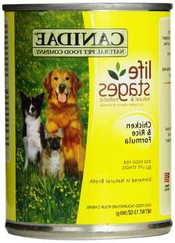 CANIDAE All Life Stages Dog Wet Food Chicken & Rice Formula,