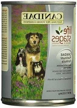 CANIDAE All Life Stages Platinum Dog Wet Food Made With Chic