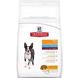Hill'S Science Diet Adult Light Dog Food, Small Bites With C