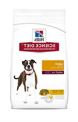 Hill's Science Diet Adult Light Dry Dog Food 33 lb by Genera