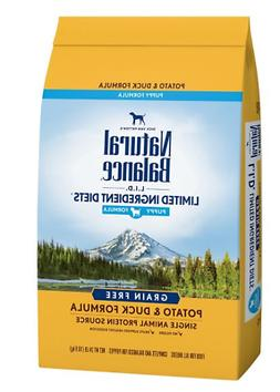 Natural Balance Limited Ingredient Diets Puppy Food - Grain