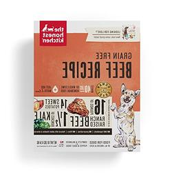 Honest Kitchen Human Grade Dehydrated Grain Free Beef Dog Fo