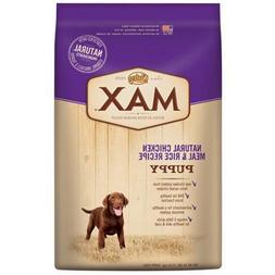 Nutro MAX Puppy Food, Natural Chicken Meal and Rice 30 lbs.
