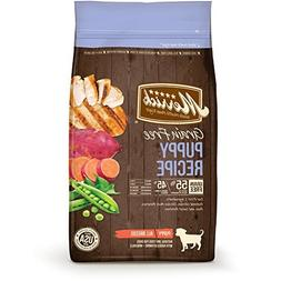 Merrick Grain Free Puppy Recipe Dry Dog Food, 25-Pound by Me