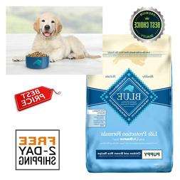 Natural Dry Dog Food For Puppies Blue Buffalo Life Protectio