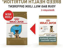 NEW Royal Canin Breed Health Nutrition German Shepherd Puppy