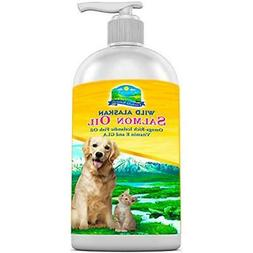 FAIRFIELD NATURALS OMEGA 3 Pet Fish Oil For Dogs & Cats - Or