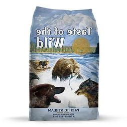Taste of the Wild Pacific Stream Dry Dog Food. 15 Pound Bag.