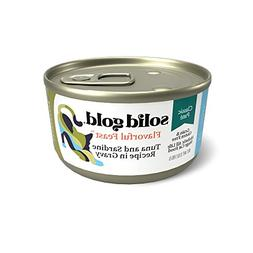 Solid Gold Pate in Gravy Wet Cat Food; Flavorful Feast with