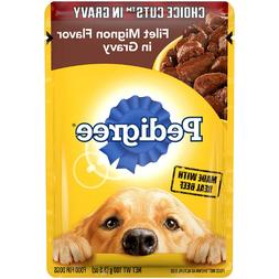 Pedigree Choice Cuts in Gravy Adult Wet Dog Food Variety Pac