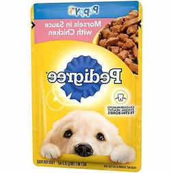 pedigree choice cuts puppy wet food pouches