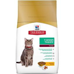 Hill'S Science Diet Adult Perfect Weight Cat Food, Chicken R