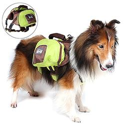 Alfie Pet by Petoga Couture - Frost Dog Foldable Saddle Bag