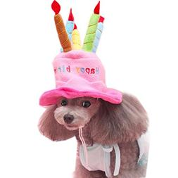 Alfie Pet by Petoga Couture - Pattie Birthday Hat Party Cost