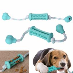 pet dog puppy cat rubber dental teeth