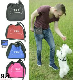 Pet Dog Puppy Obedience Training Treat Bait Food Snack Bag P