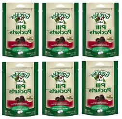 Pill Pockets Hickory Smoke Dog Treat Size: 3.2 Oz