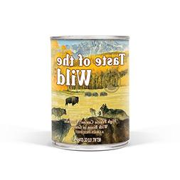 Taste Of The Wild High Prairie Can Dog Food,13.2 oz