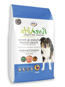 Premium PureVita Grain Free Turkey & Sweet Potato Dry Dog Fo