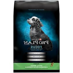 Pro Plan Puppy Food Small Breed Chicken Rice Formula 6Lb Bag