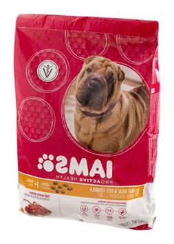 Iams Proactive Health Lamb Meal & Rice Formula Adult 1 + Yea