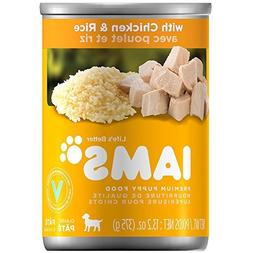 IAMS PROACTIVE HEALTH Puppy Pate With Chicken and Rice Wet D