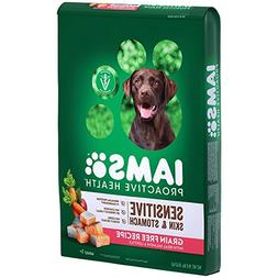 Iams Proactive Health Sensitive Skin & Stomach Grain Free Do