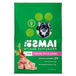 Iams Proactive Health Small & Toy Breed Adult Dry Dog Food C