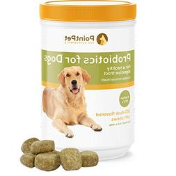 POINTPET Probiotics for Dogs with Digestive Enzymes - Relief